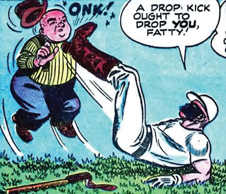 Sportsmaster vs. Doiby Dickles