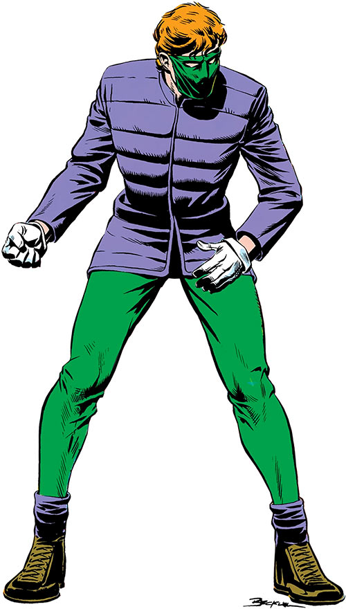 Sportsmaster (DC Comics Golden Age)
