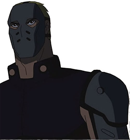 Sportsmaster (Young Justice animated series) portrait