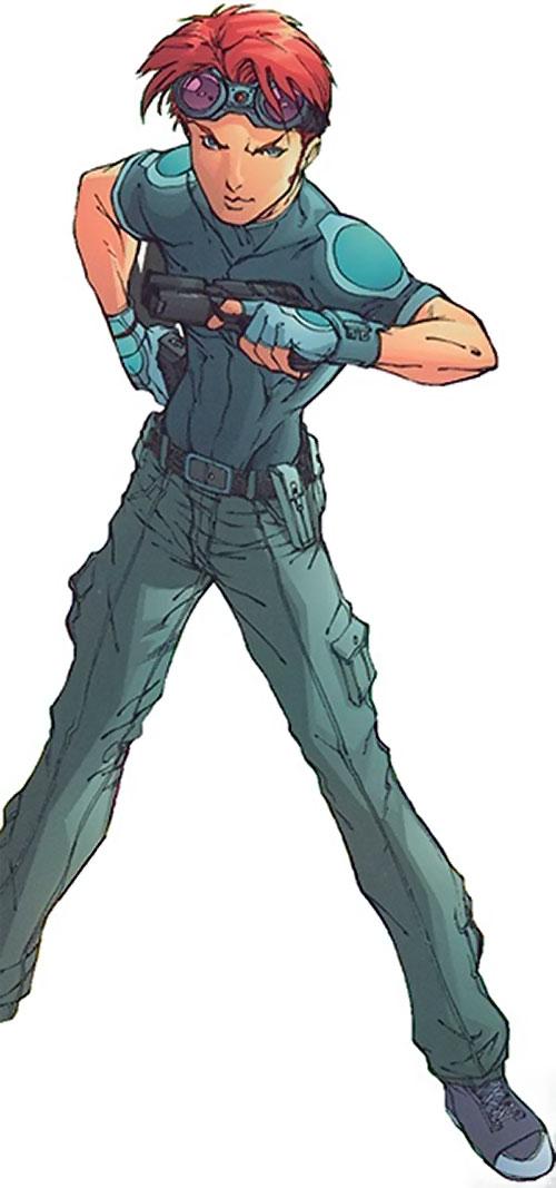 Spyboy (Peter David comics)