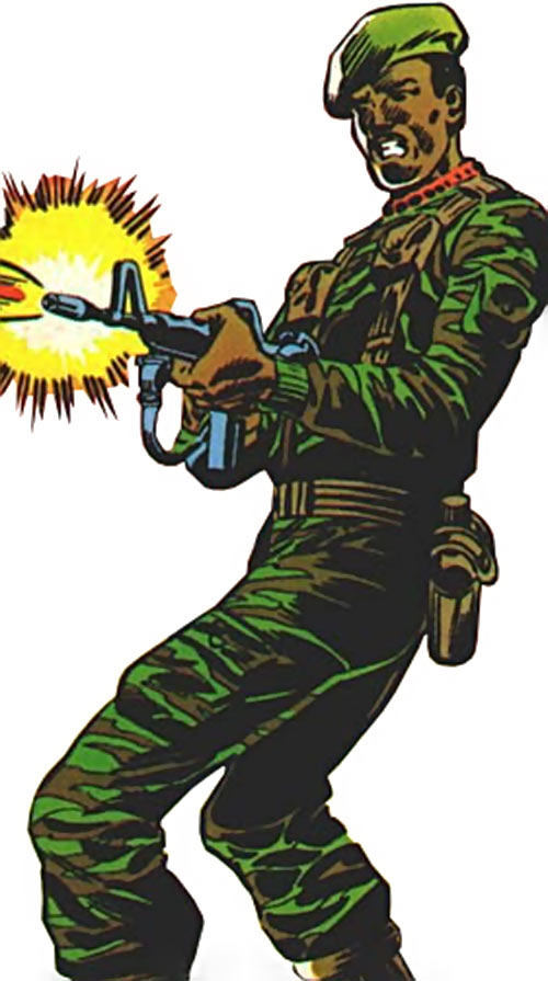Stalker (G.I. Joe) (Marvel Comics)