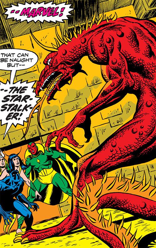 Star-Stalker (Avengers enemy) (Marvel Comics)