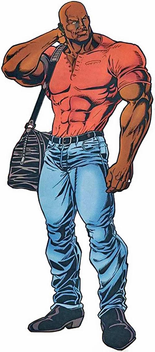 Steel (John Henry Irons) (DC Comics Superman)