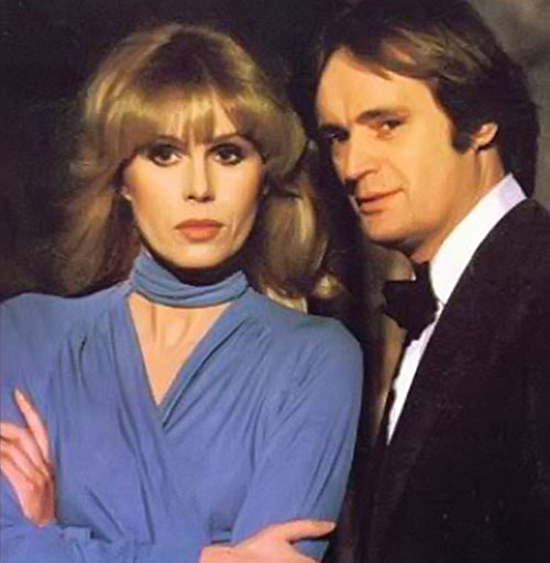 Steel (David McCallum in Sapphire and Steel) with Sapphire