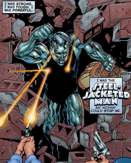 Steeljack (Astro City Comics) (Tarnished Angel) in his prime