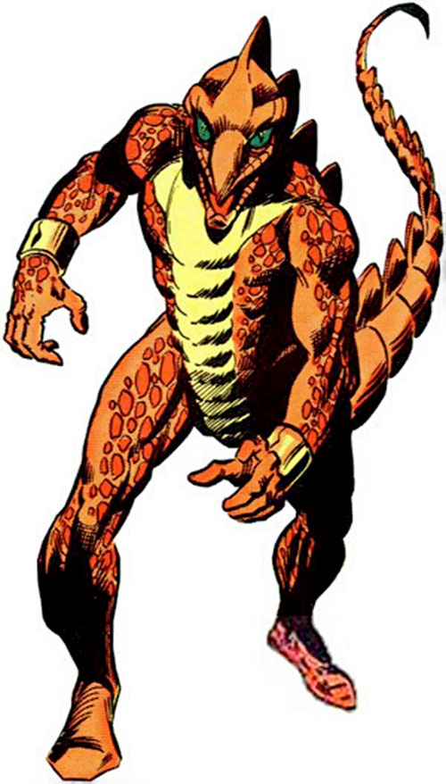 Stegron (Marvel Comics)