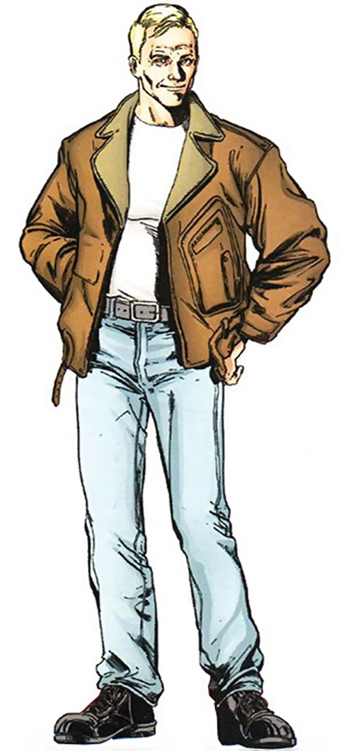 Steve Trevor (Wonder Woman ally) (Post-Crisis DC Comics)
