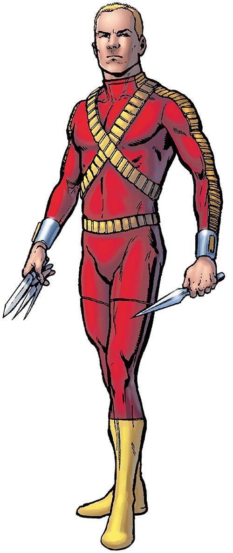 Stiletto (Luke Cage enemy) (Marvel Comics)