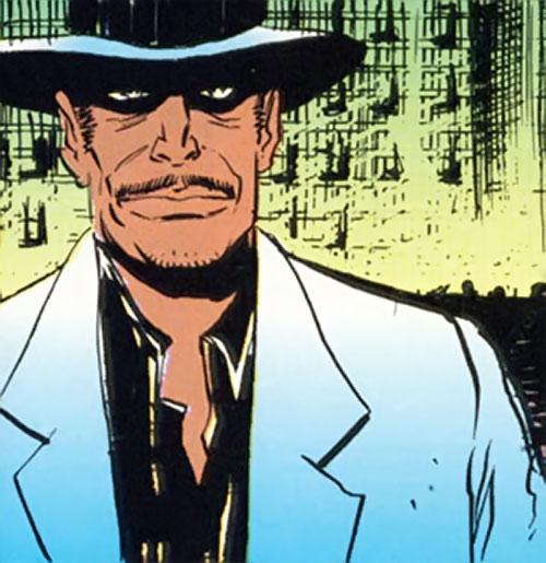 Stiletto (Punisher enemy) (Marvel Comics)