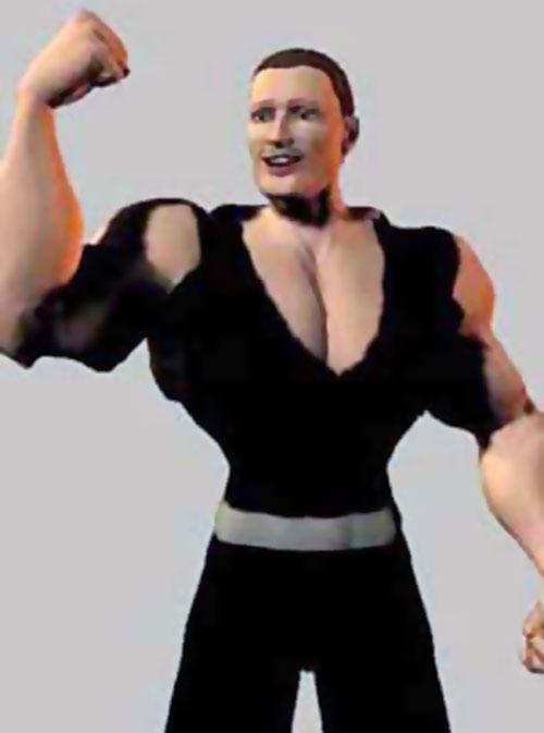 Strongarm (DC Heroes RPG) (Poser)