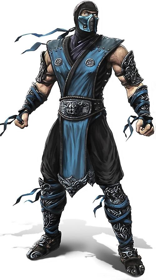 Sub-Zero II in Mortal Kombat