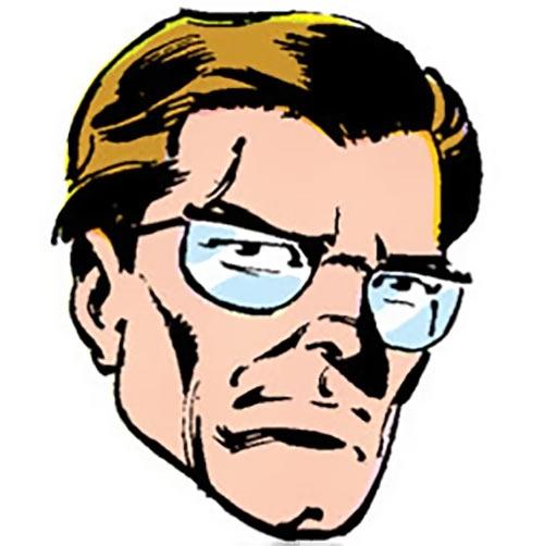 Suicide Squad (Mission X) (Pre-Crisis DC Comics) - Hugh Evans