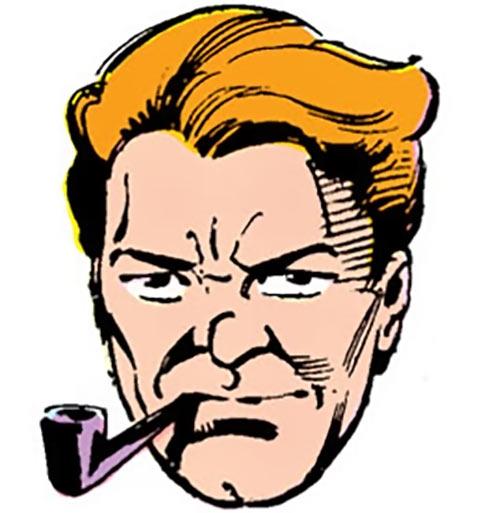 Suicide Squad (Mission X) (Pre-Crisis DC Comics) - Jess Bright