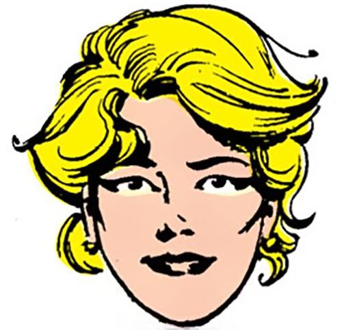 Suicide Squad (Mission X) (Pre-Crisis DC Comics) - Karin Grace