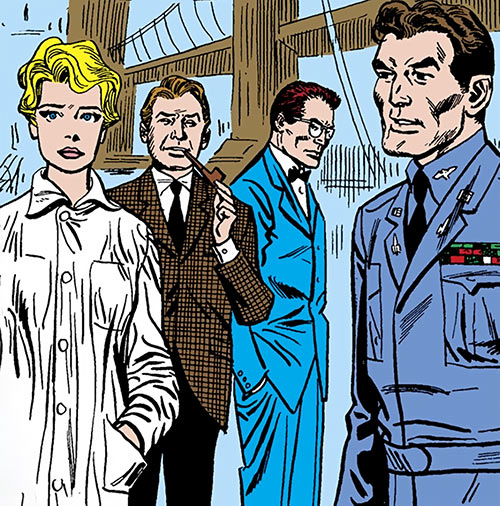 Suicide Squad (Mission X) (Pre-Crisis DC Comics)