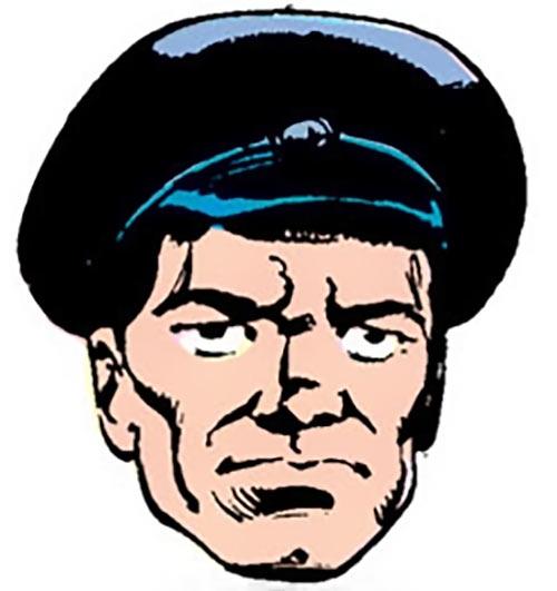 Suicide Squad (Mission X) (Pre-Crisis DC Comics) - Rick Flag
