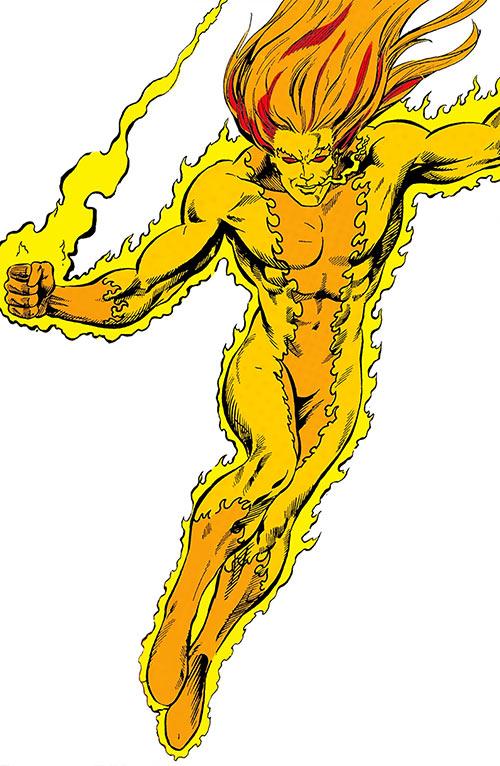 Sun Emperor (Legion of Super-Heroes enemy) (DC Comics)