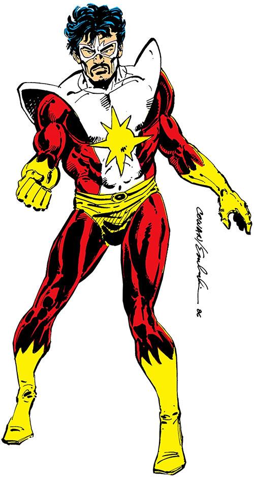 Sunburst (Superboy character) (DC Comics)