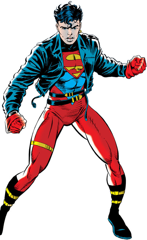 Superboy (DC Comics) during the Reign of Superman era