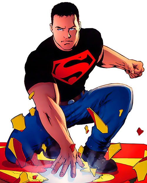 Superboy of the Teen Titans (DC Comics)