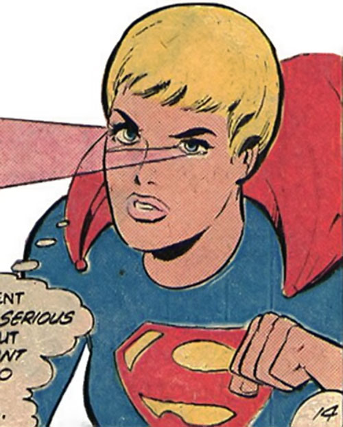 Supergirl of 500,000 AD (DC Comics)