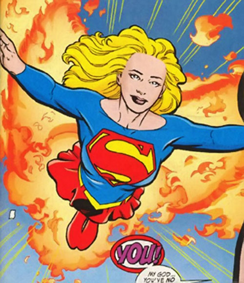 Supergirl (Peter David version) (DC Comics)