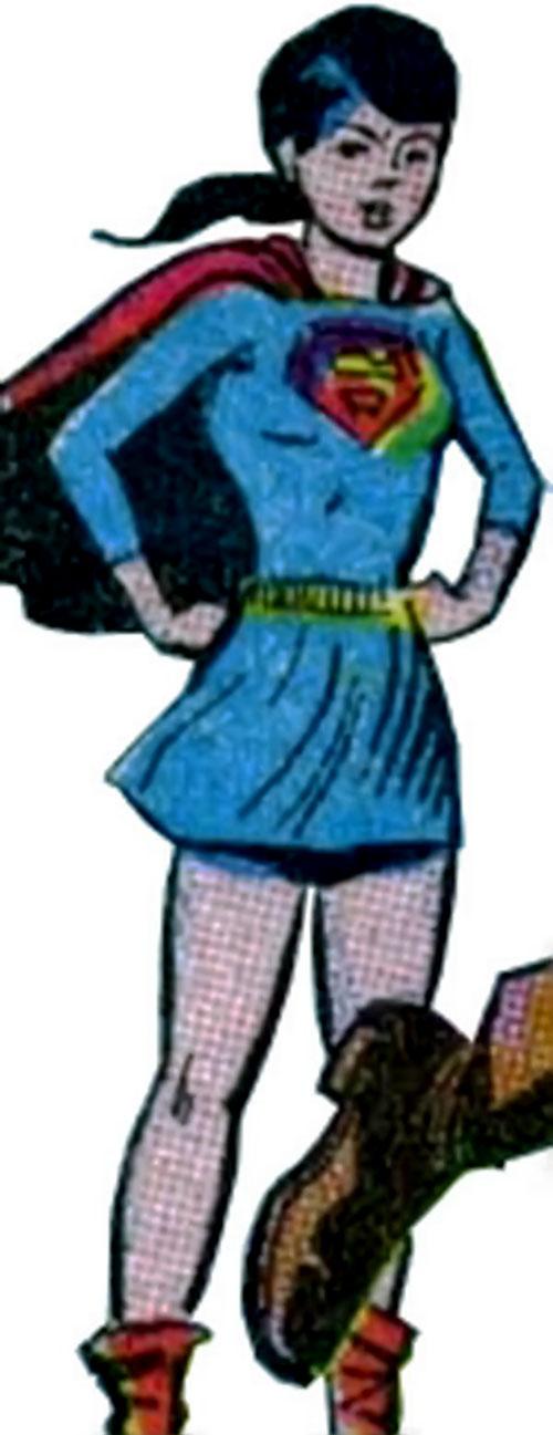 Superlass (Superman's daughter) (DC Comics)