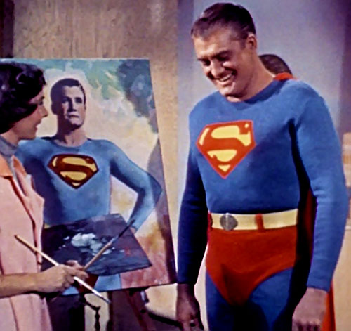 Superman (George Reeves in Adventures of Superman)