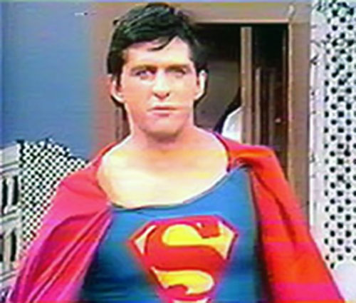 Superman (David Wilson in Superman The Musical)