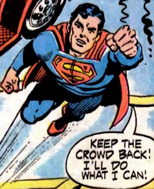 Pre-Crisis Superman (DC Comics)