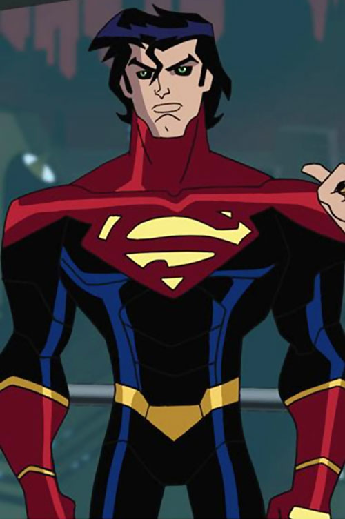 Superman X (Legion of Super-Heroes animated series)