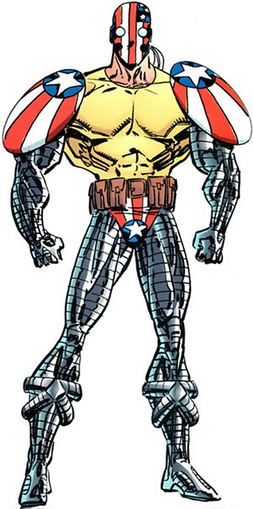 Super-Patriot (Savage Dragon character) (Image Comics)