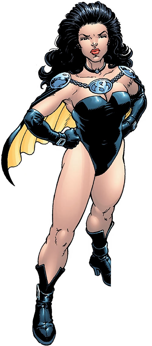 Superwoman (DC Comics) (Crime Syndicate)