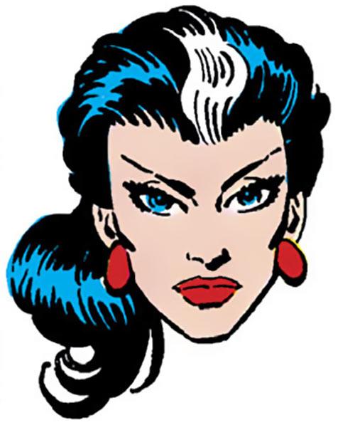 Superwoman of the Crime Syndicate (DC Comics) (pre-Crisis Earth-3) portrait