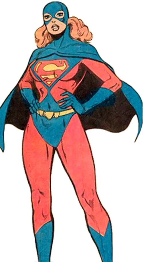 Superwoman (Kristen Wells) (DC Comics)