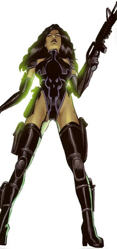 Suspiria (Punisher character) (Marvel Comics)
