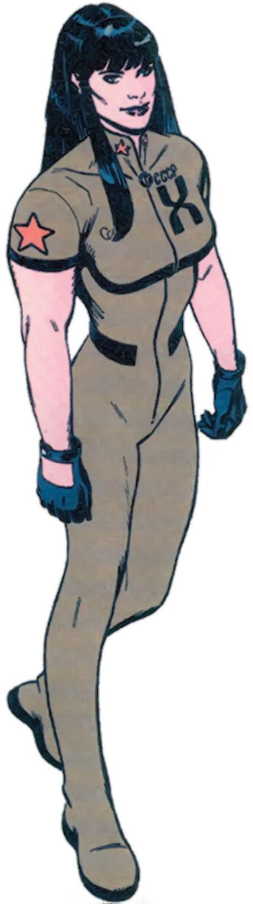 Svetlana X (Tom Strong ally)