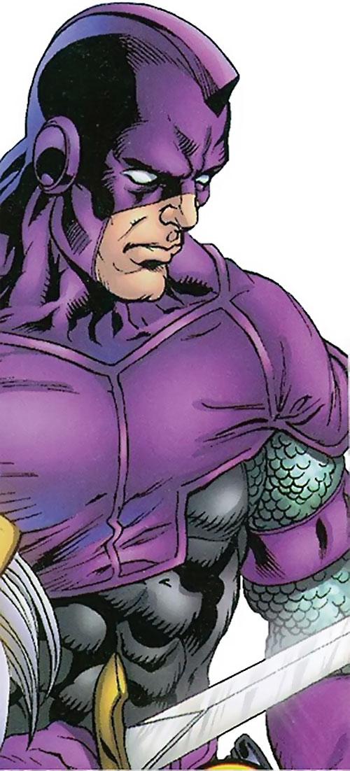 Swordsman of the Thunderbolts (Andreas Strucker) (Marvel Comics)