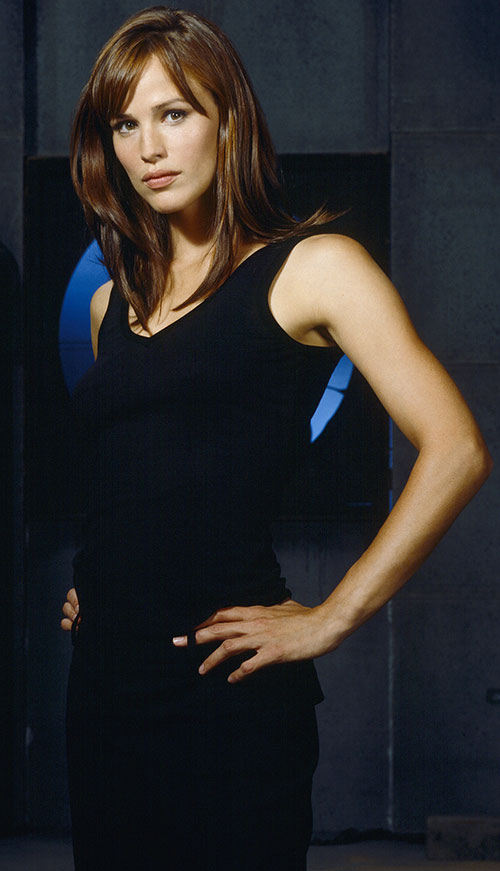 Sydney Bristow (Jennifer Garner in Alias)