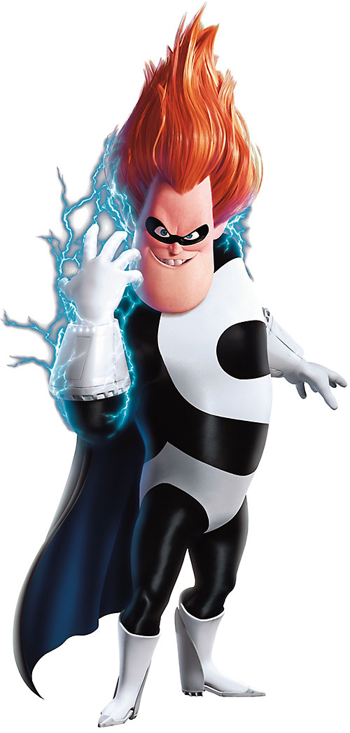 Syndrome (Pixar The Incredibles)