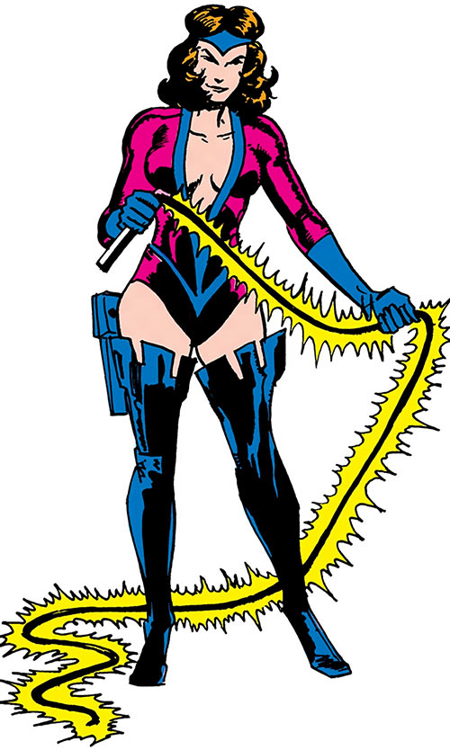 Syonide (Outsiders enemy) (DC Comics)