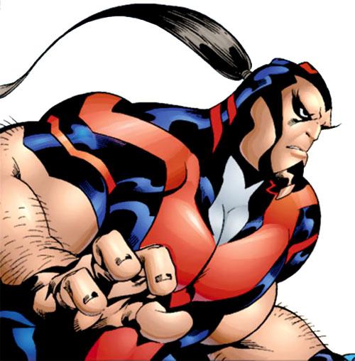T-Bird of the Exiles (John Proudstar) (Marvel Comics)