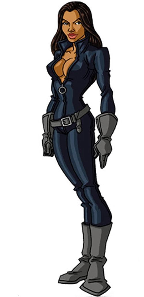 Talia al Ghul (DC Comics) (Batman character) by RonnieThunderbolts