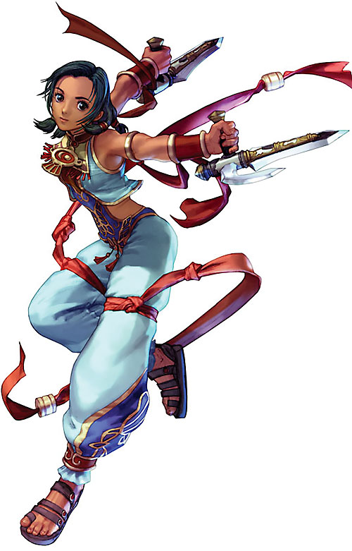 Talim (Soul Calibur)