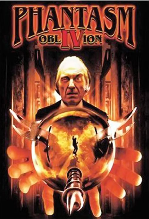 Phantasm IV movie poster
