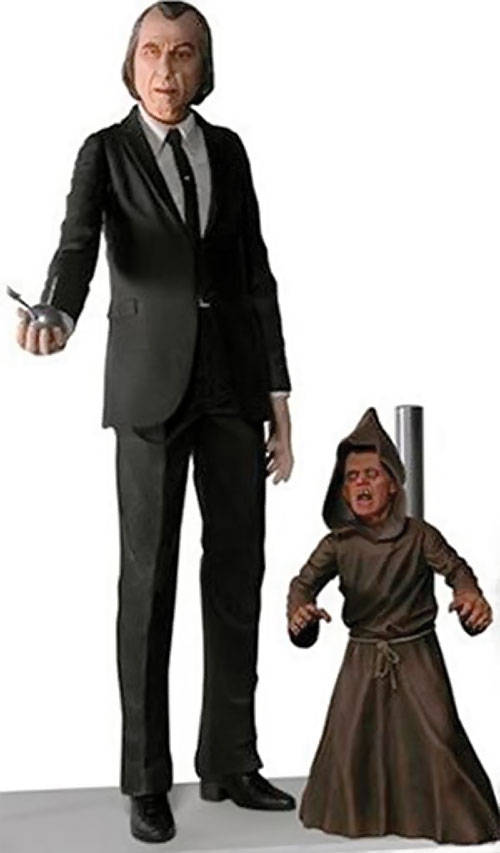 The Tall Man (Angus Scrimm in Phantasm movies) statuette