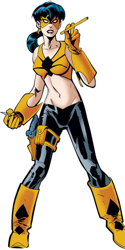 Tarantula (Catalina Flores) (Nightwing character) (DC Comics)