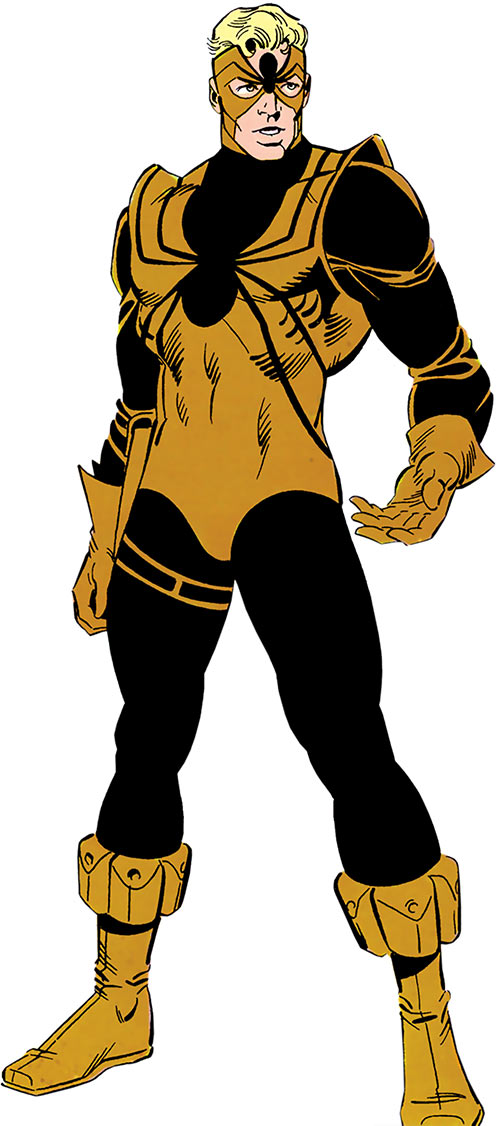Tarantula (John Law) (DC Comics)
