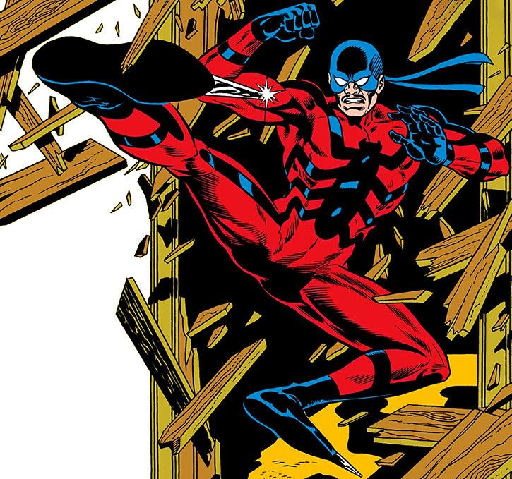 Tarantula (Rodriquez) (Marvel Comics) from Amazing Spider-Man Annual 15