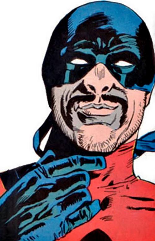 Tarantula (Luis Alvarez) (Spider-Man enemy) (Marvel Comics) head shot